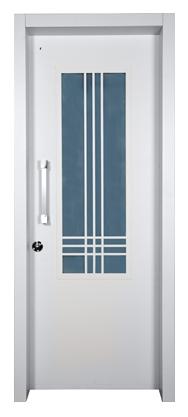 דלת מעוצבת מדגם פלורנטין